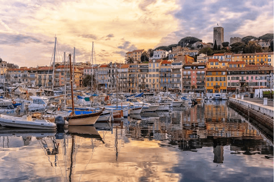 Private Jet Flights to Cannes