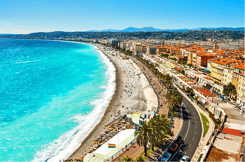 Private Jet Flights to Nice